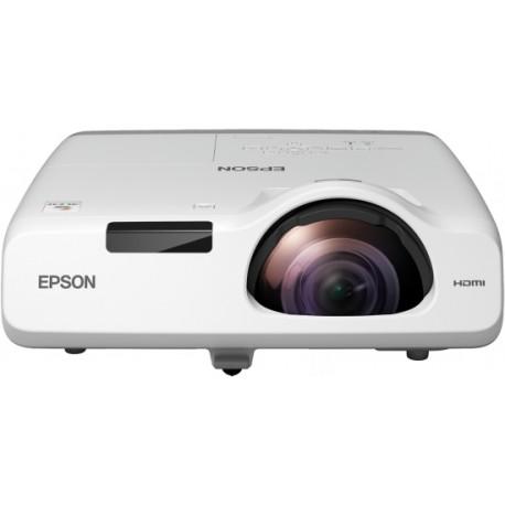 Epson - EB-520 Proyector para escritorio 3LCD XGA (1024x768) Blanco videoproyector