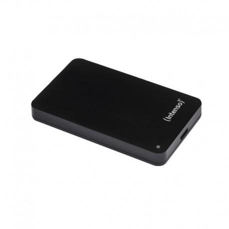 "Intenso - Memory Case 2.5"" USB 3.0, 1TB 1024GB Negro disco duro externo"