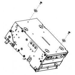 Zebra - 103939 Impresora de etiquetas pieza de repuesto de equipo de impresión