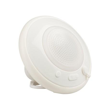 König - HAV-BTFSP100WH Mono portable speaker 3W Blanco altavoz portátil