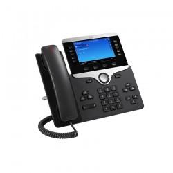 Cisco - 8841 teléfono IP Negro, Plata Terminal con conexión por cable