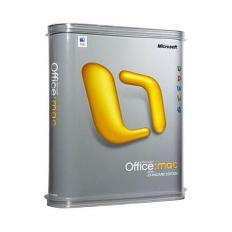 Microsoft - Office Mac 2011 Standard, OLP NL, SA, EDU 1usuario(s) - 249060
