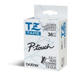 Brother - TZe-CL6 Print head cleaning tape