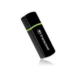 Transcend - P5 USB Card Reader lector de tarjeta USB 2.0 Negro