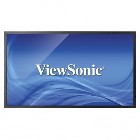 "Viewsonic - CDE5500-L Digital signage flat panel 55"" LED Full HD Negro signage display"