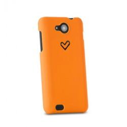 Energy Sistem - 422937 funda para teléfono móvil Folio Naranja