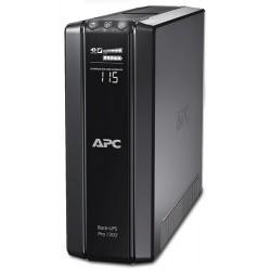 APC - Back-UPS Pro sistema de alimentación ininterrumpida (UPS) Línea interactiva 1200 VA 720 W 10 salidas AC