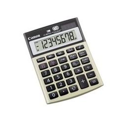 Canon - LS-80TEG calculadora Bolsillo Pantalla de calculadora Negro, Blanco