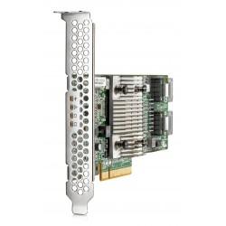 Hewlett Packard Enterprise - H240 12Gb 2-ports Int Smart Host Bus Adapter PCI Express x8 3.0 12Gbit/s controlado RA