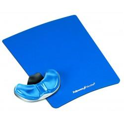 Fellowes - 9180601 Azul alfombrilla para ratón
