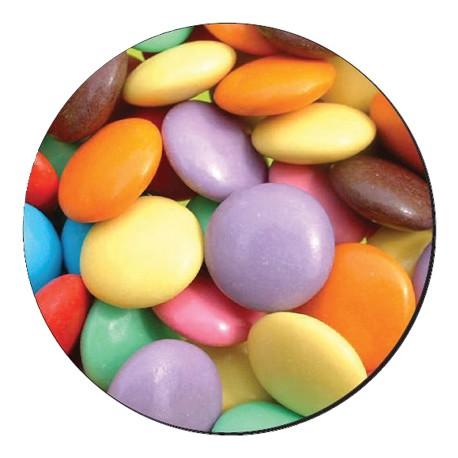 Fellowes - 5881203 Multicolor alfombrilla para ratón