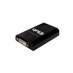 CLUB3D - SenseVision USB3.0 to DVI-I Graphics Adapter