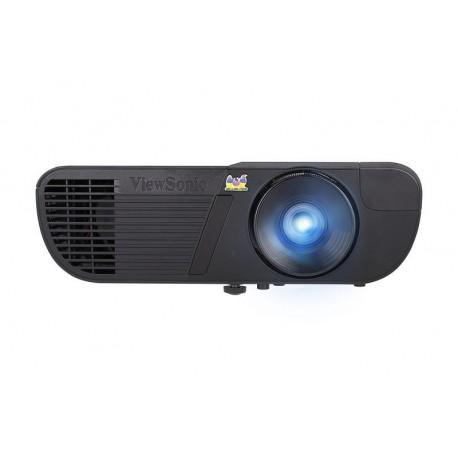 Viewsonic - PJD6352 Proyector para escritorio 3500lúmenes ANSI XGA (1024x768) 3D Negro videoproyector