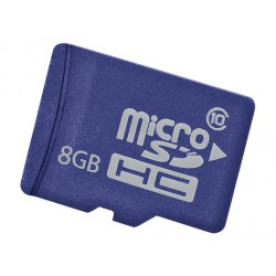 Hewlett Packard Enterprise - 8GB microSD 8GB MicroSD Clase 10 memoria flash