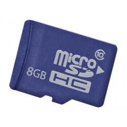 Hewlett Packard Enterprise - 8GB microSD memoria flash Clase 10
