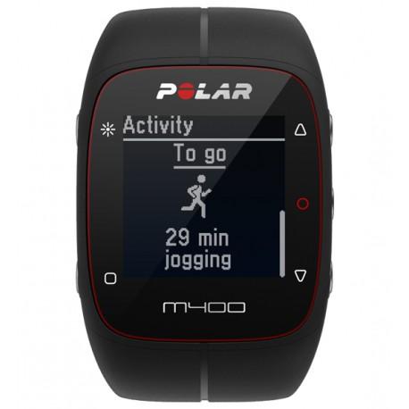 Polar - M400 Bluetooth Negro reloj deportivo