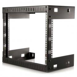 StarTech.com - Rack de Acero Horizontal de Marco Abierto - 8U de 12 Pulgadas de Profundidad