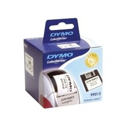 DYMO - Large Multipurpose Labels Negro, Color blanco 320pieza(s) etiqueta autoadhesiva