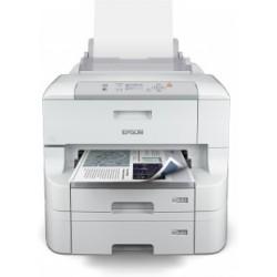 Epson - WF-8090 DTW Color 4800 x 1200DPI A3+ Wifi impresora de inyección de tinta