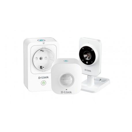 D-Link - DCH-100KT + Kit Wifi Blanco 3pieza(s)
