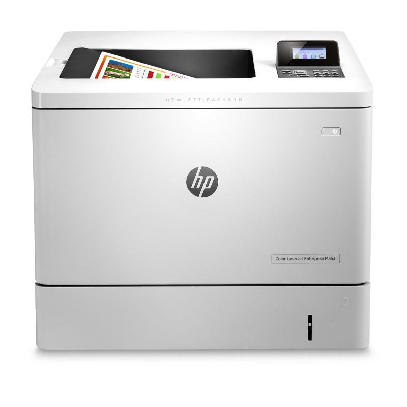 HP - LaserJet Color Enterprise M553n