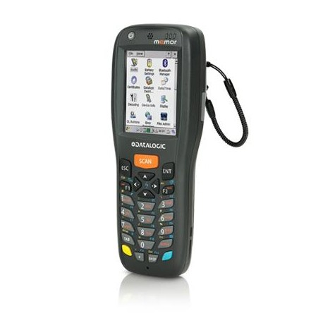 "Datalogic - MEMOR X3 2.4"" 240 x 320Pixeles Pantalla táctil 233g Negro ordenador móvil industrial - 16396633"