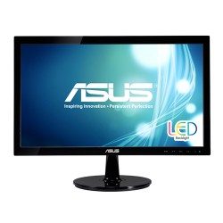 "ASUS - VS207NE pantalla para PC 49,5 cm (19.5"") HD Negro"