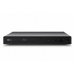 LG - BP250 reproductor de CD/Blu-Ray Reproductor de Blu-Ray Negro