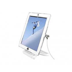 Compulocks - IPADAIRRSWB soporte de seguridad para tabletas Blanco