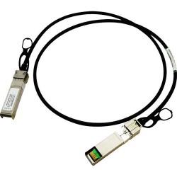 Hewlett Packard Enterprise - X240 10G SFP+ 0.65m DAC cable de red 0,65 m Negro