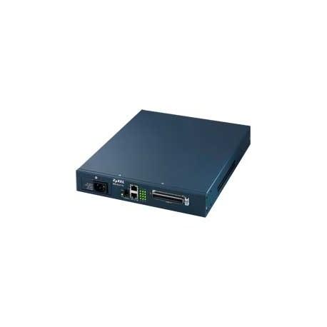 ZyXEL - ZyWALL 91-004-757001B Ethernet ADSL Azul router