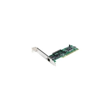 StarTech.com - Adaptador Tarjeta de Red NIC PCI de 1 Puerto Fast Ethernet 10/100Mbps RJ45