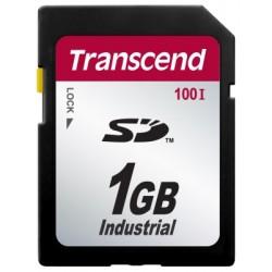 Transcend - 1GB SD100I 1GB SD SLC memoria flash