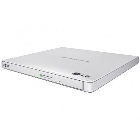 LG - GP57EW40 DVD Super Multi DL Blanco unidad de disco óptico