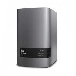 Western Digital - My Book Duo 12000GB Plata disco duro externo
