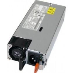 Lenovo - 00FK932 unidad de fuente de alimentación 750 W 2U Negro, Plata