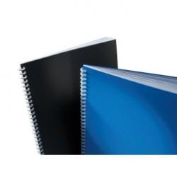 GBC - Portada Pp Polycover Opaca 500 Micras A4 Negro(Caja 100)