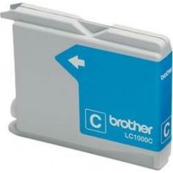 Brother - LC1000C Original Cian 1 pieza(s)