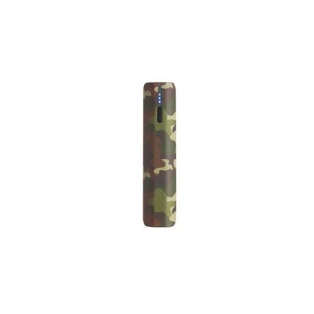 PNY - T2600 Ión de litio 2600mAh Caqui batería externa