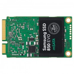 Samsung - 850 EVO 500GB Mini-SATA