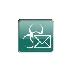 Kaspersky Lab - Security for Mail Server, 15-19U, 1Y, Base Base license 1año(s)