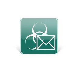 Kaspersky Lab - Security for Mail Server, 15-19U, 1Y, GOV, RNW Government (GOV) license 1 año(s)