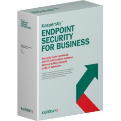 Kaspersky Lab - Endpoint Security f/Business - Select, 5-9u, 1Y, Base RNW Base license 5 - 9licencia(s) 1año(s)