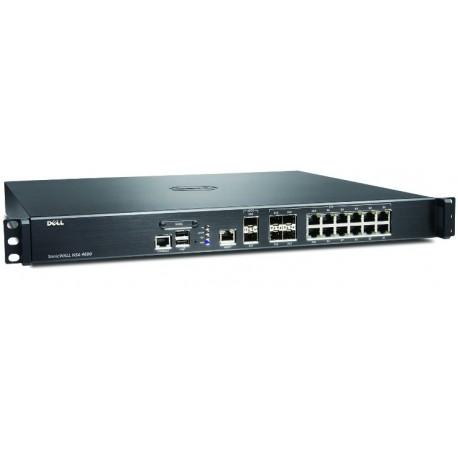 DELL - SonicWALL 01-SSC-3841 1U 6000Mbit/s cortafuegos (hardware)