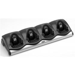 Zebra - CRD9101-4001CR cargador de batería Negro Cargador de baterías para interior