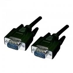 Nanocable - CABLE VGA HDB15/M-HDB15/M 3.0 M