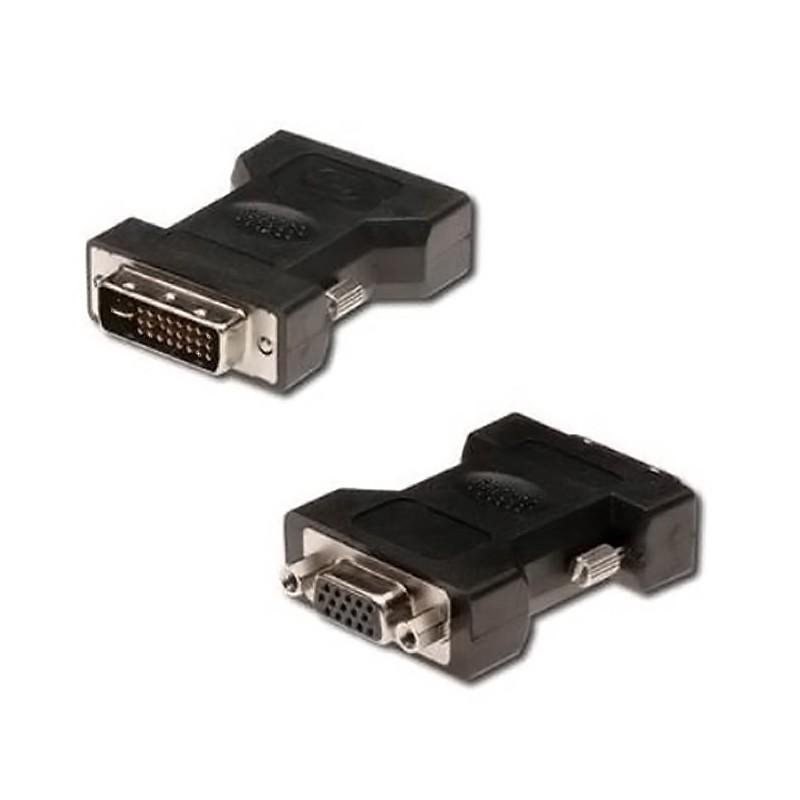 Nanocable - ADAPTADOR DVI 24+5/M-VGA HDB15/H