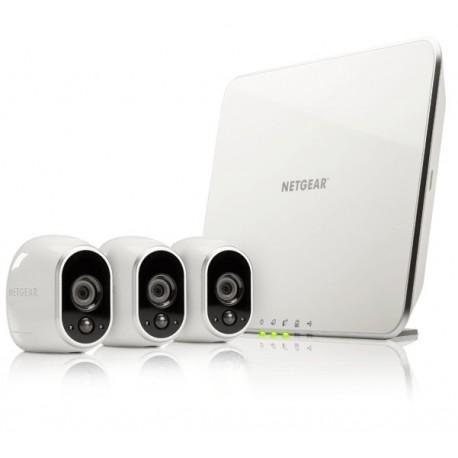 Netgear - VMS3330 Cámara de seguridad IP Interior y exterior Bala Blanco