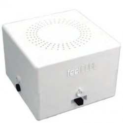 Approx - appSP12BTx Mono portable speaker 3W Blanco
