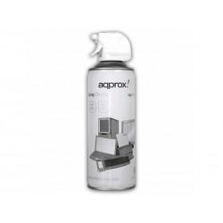 Approx - APP400SDV2 kit de limpieza para computadora Pulverizador para limpieza de equipos Teclado 400 ml